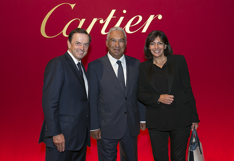 a1c26343e14 Inauguração Boutique Cartier de Lisboa - Global Press