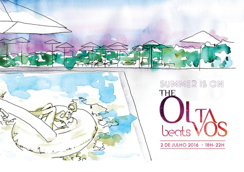 The Oitavos Beats 2016:  The song is back at The Oitavos Hotel