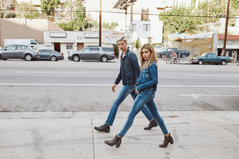 HILFIGER DENIM PRESENTS A NEW FALL/WINTER 2016 CAMPAIGN: 24/7 HAILEY BALDWIN & LUCKY BLUE SMITH