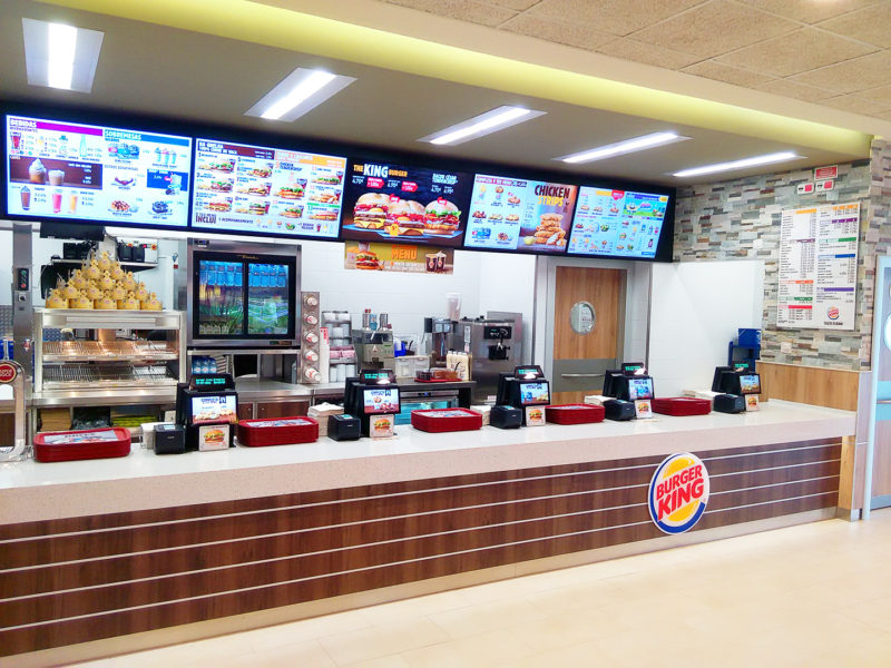 BURGER KING® opens new restaurant in Ermesinde