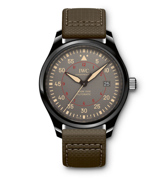 IWC WATCH PILOT'S MARK XVIII TOP GUN MIRAMAR