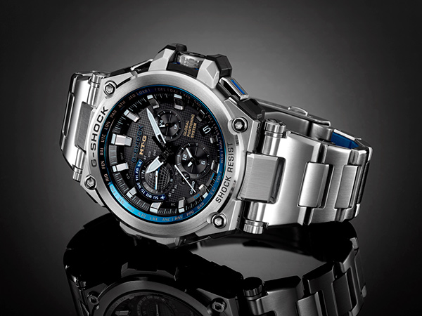 Casio launches G-SHOCK MTG-G1000AR