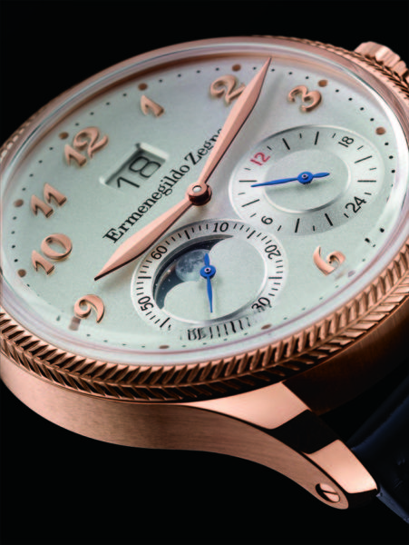 ERMENEGILDO ZEGNA PRESENTS THE MONTERUBELLO WATCH