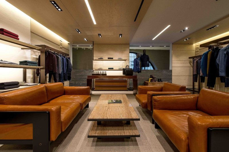 Ermenegildo Zegna apresenta Global Store de New Bond Street, Londres