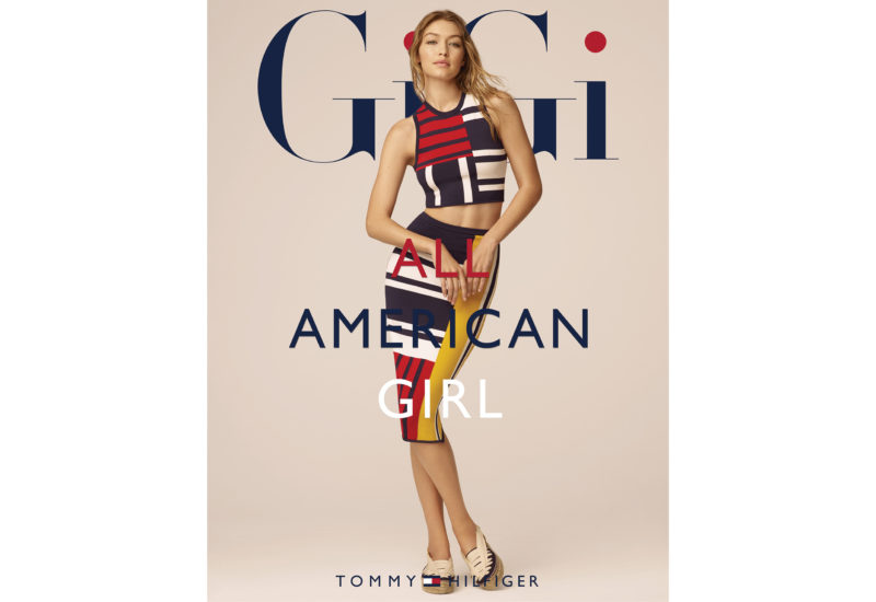 Tommy Hilfiger presents Spring 2017 TOMMYXGIGI |  Collaborative Collection with Gigi Hadid