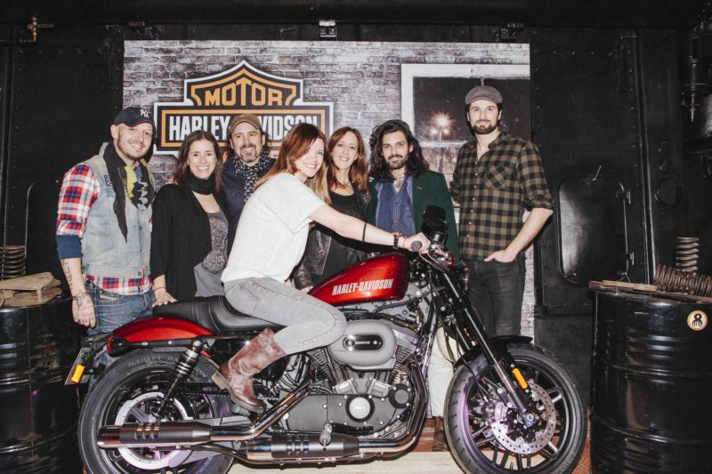 The Harley-Davidson-customized RoadsterTM wins the Portuguese and Spanish final of the European customization contest Battle of the Kings III