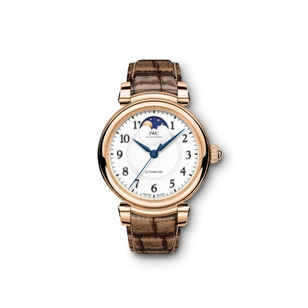 NEW IWC DA VINCI AUTOMATIC MOON PHASE 36
