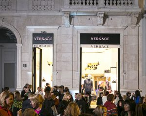 Versace Global Press