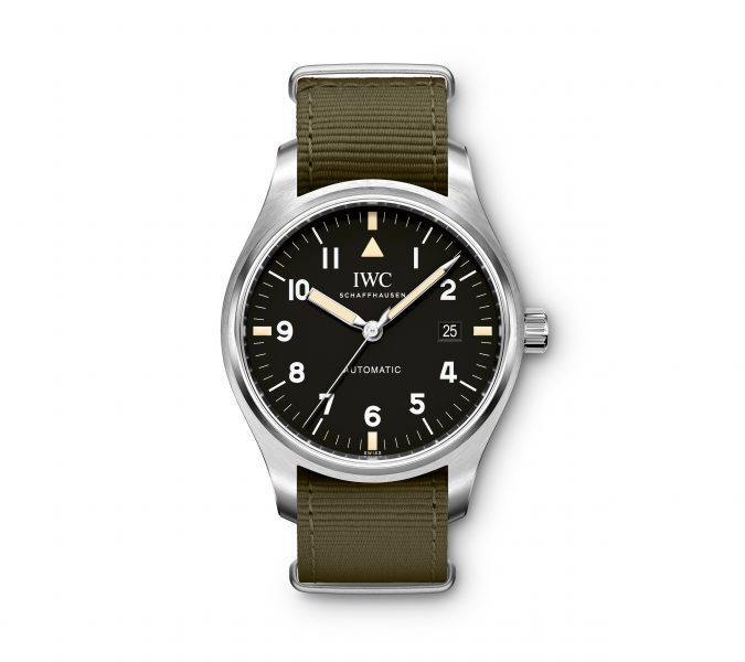 IWC Launches Special Edition of the Pilot Mark XVIII Watch – Limited to 1,948 Watches