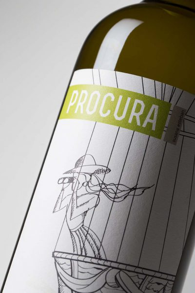 Wine Spectator awards 91 points to Procura Branco