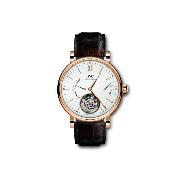 IWC launches new Portofino model with whirlwind