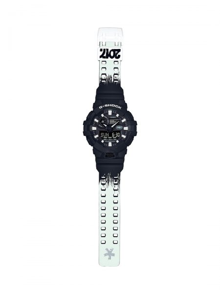 G-SHOCK CELEBRATES THE 35TH ANNIVERSARY WITH NEW LIMITED EDITION BY ERIC HAZE