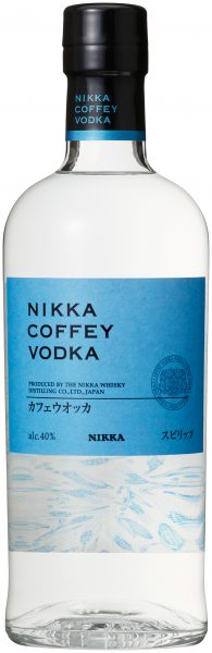 NIKKA extends its Coffey range with Gin and Vodka
