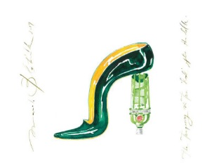 Manolo Blahnik designs a glass Tanqueray No.Ten exclusive